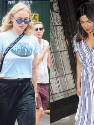 Sophie Turner and Joe Jonas Approve of Nick Jonas' Fiancee Priyanka Chopra