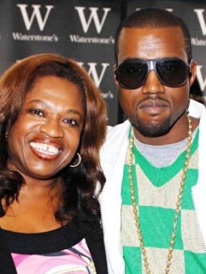 Kanye West Regrets Rejecting Mother's Toy Bear Gift Before She Died