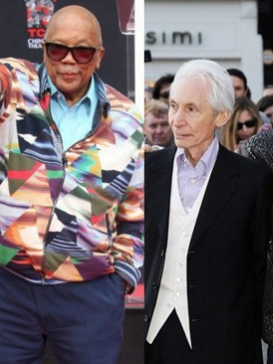 Quincy Jones and The Rolling Stones Favor Blackout Tuesday to Protest George Floyd's Death