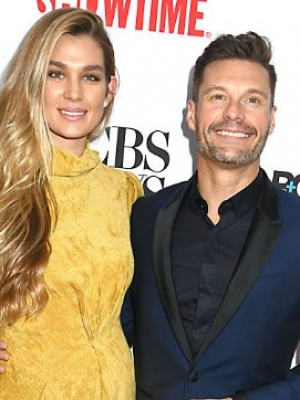 Ryan Seacrest Confirms Shayna Taylor Split as Vacation Photos With Mystery Blonde Surface