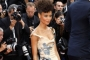 Thandie Newton Wears Black 'Star Wars' Characters Dress to 'Solo' Screening at Cannes