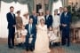 Prince Louis' Official Christening Photos Show Family of Five for the First Time