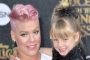 Pink Shares Selfie With Daughter After Hospitalization