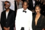 Kanye West Patches Thing Up With Jay-Z and Beyonce