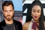 Spotted Having Shopping Date in Paris, Are Justin Theroux and Laura Harrier Together?