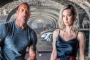 Bruised Dwayne Johnson Introduces Vanessa Kirby's Character in New 'Hobbs and Shaw' Picture