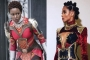 Lupita Nyong'o Blown Away by Ciara's 'Black Panther' Costume for Halloween