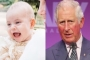 Prince Louis Adorably Plays With Grandfather Prince Charles in First Photo Since Christening