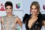 Halsey, Thalia and More Stars Get Risque on Red Carpet of 2018 Latin Grammy Awards