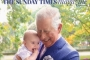 Prince Louis Cuddling With Prince Charles in New Royal Photo