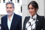 George Clooney Describes Press' Treatment of Meghan Markle 'Unjust' and 'Unkind'
