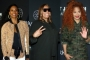 Gabrielle Union, Queen Latifah Support Janet Jackson at Opening Show of Las Vegas Residency