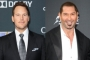 Chris Pratt and Dave Bautista Engage in Hilarious Twitter Banter Over Training Regime