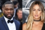 50 Cent Roasts Lala Kent on Instagram After She Claims She 'Dinged' His Ego