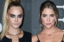 Cara Delevingne Spills How Ashley Benson Made Her Truly Open Up