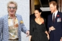 Rod Stewart Left 'Disappointed' by Prince Harry and Meghan Markle's Christmas Plans