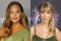 Chrissy Teigen Calls Out 'Weird' Troll Commenting on Taylor Swift's Fertility