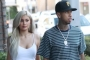 Kylie Jenner and Tyga Spotted Having Dinner in Los Angeles