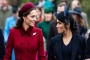 Meghan Markle and Sister-in-Law Kate Middleton 'Barely Speak' in Months