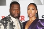 50 Cent Isn't Appreciative of His Girlfriend Cuban Link's Thirst Trap