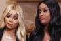 Blac Chyna Attends Mom Tokyo Toni's Nuptials With Ex Marcellus Hunter Through IG Live