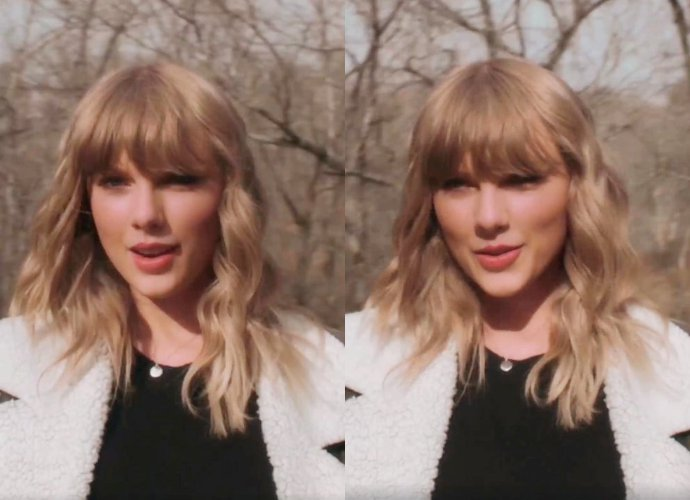 Taylor Swift Shares New, One-Take Video For 'Delicate'
