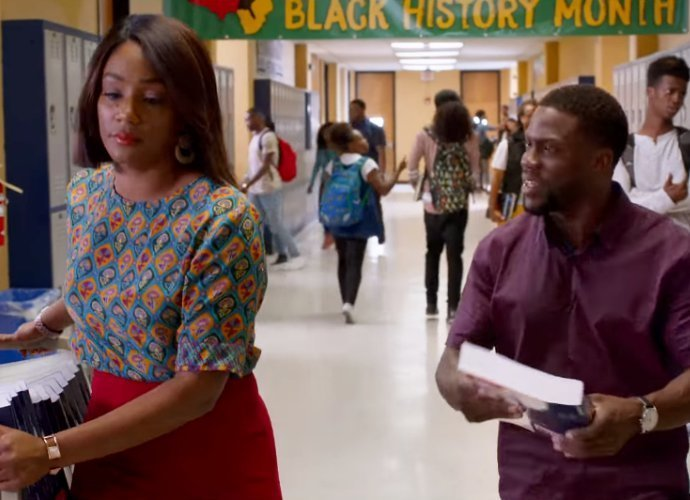 Watch The Full Trailer For Tiffany Haddish and Kevin Hart's Night School