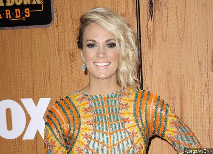 Carrie Underwood Shows Full Face After Facial Injury. Do You See the Scars?