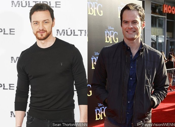 'It: Chapter Two' to Add James McAvoy and Bill Hader to Its Cast