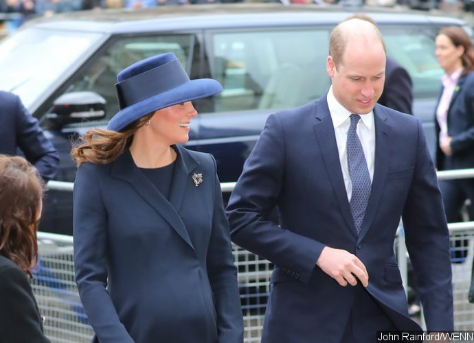 Prince William May Have Revealed Royal Baby Gender