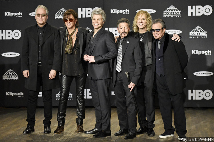 Richie Sambora Up for Another Bon Jovi Reunion After Hall of Fame Performance