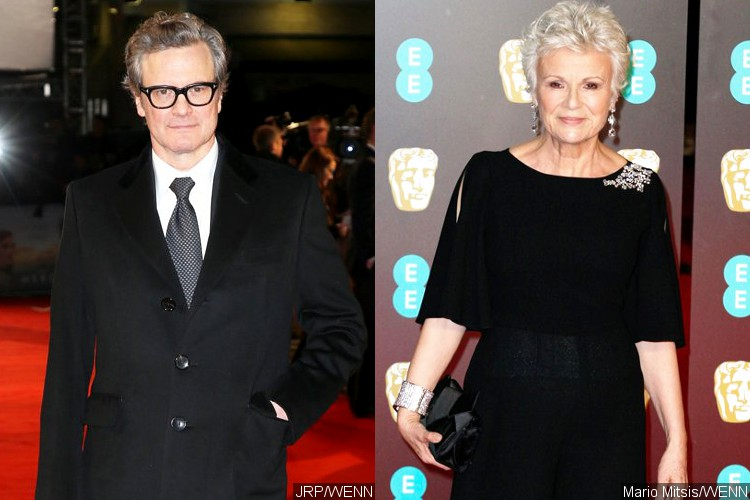 Colin Firth And Julie Walters to Headline 'The Secret Garden' Adaptation