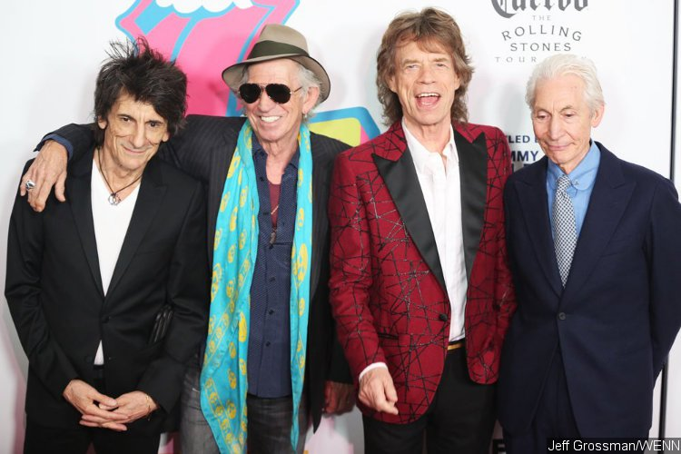 Rolling Stones Will Host Pop-Up Stores in the U.K.