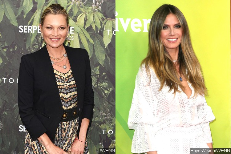 Kate Moss and Heidi Klum Among Stars Posing for Mickey Mouse Tribute Book