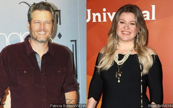 Blake Shelton Forced to Call Kelly Clarkson 'Queen' After Losing Bet