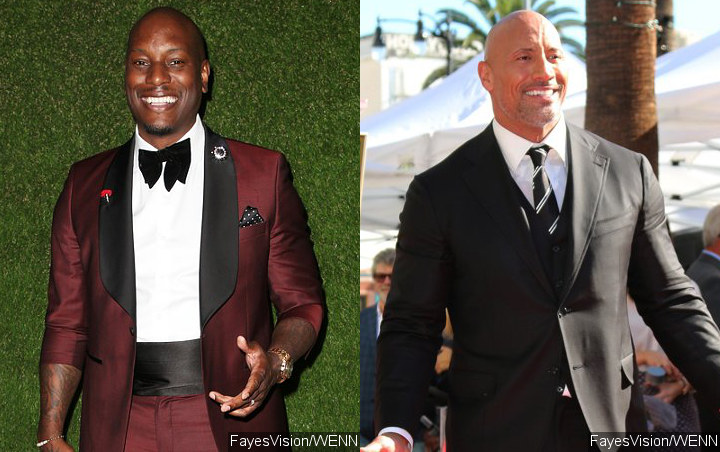 Tyrese Gibson's Ex-Wife Blames His Falling Career on Dwayne Johnson Feud