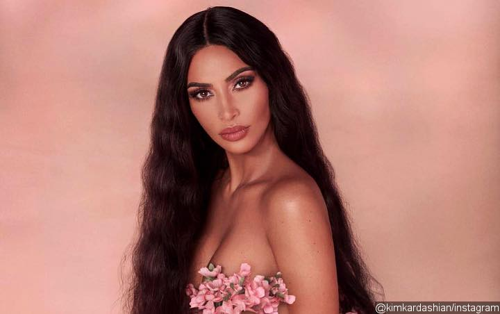 Kim Kardashian Accused of Photoshop Fail Again After Sharing This Nude Picture