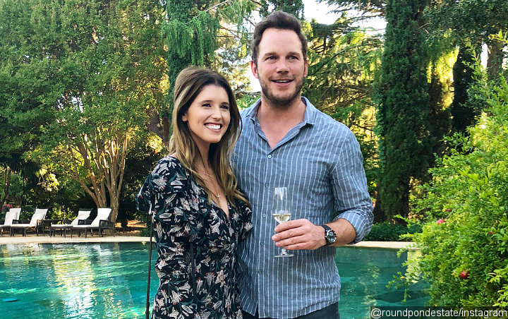 It's Getting Serious! Chris Pratt's GF Katherine Schwarzenegger Featured in His Family Portraits