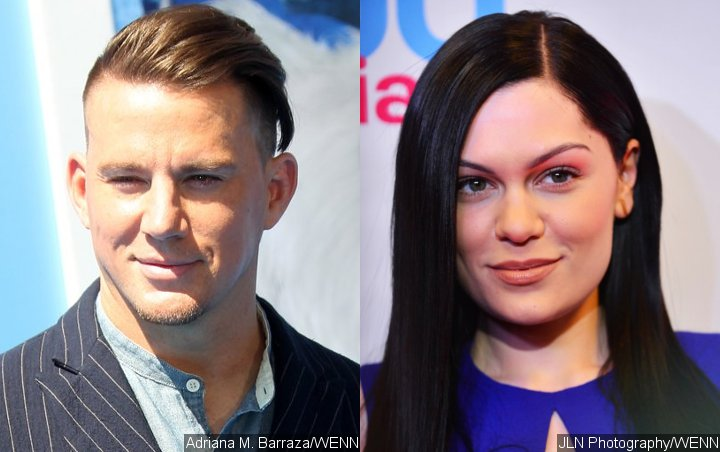 Channing Tatum and Jessie J's Rumored Romance Going On for Months