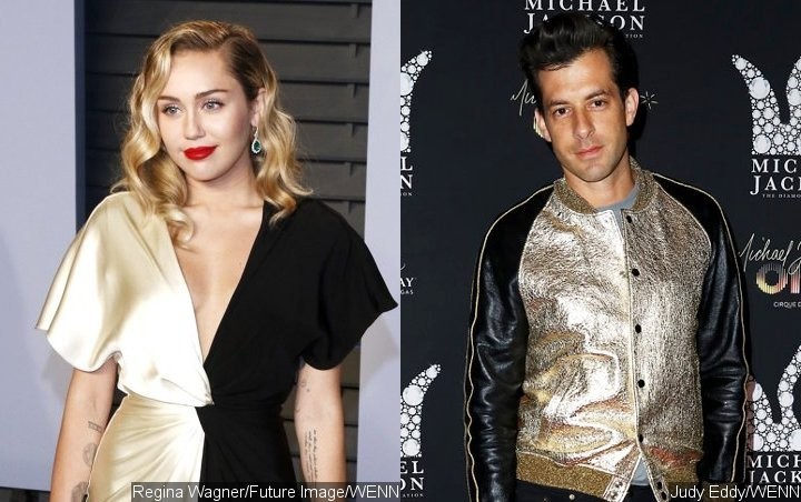Hear a Snippet of Miley Cyrus and Mark Ronson's Collaboration 'Nothing Breaks Like a Heart'