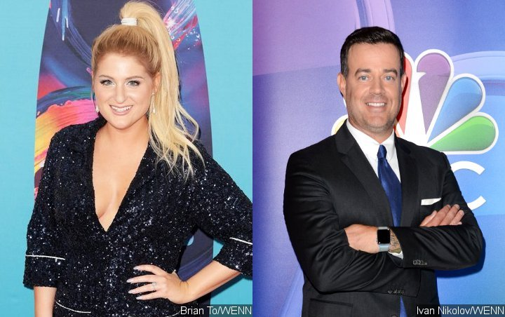 Meghan Trainor on Dealing With Anxiety: Carson Daly Explains It Better Than Doctor