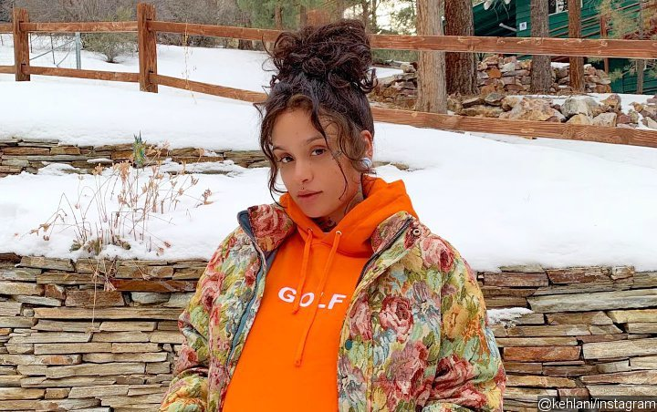 Pregnant Kehlani Gains Praises for Filming 'Nunya' Music Video in the Snow