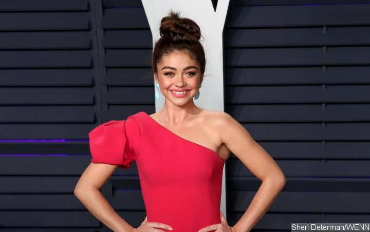 Sarah Hyland Called 'Problematic' for Wearing Spanx in Lieu of Dieting - See Her Response