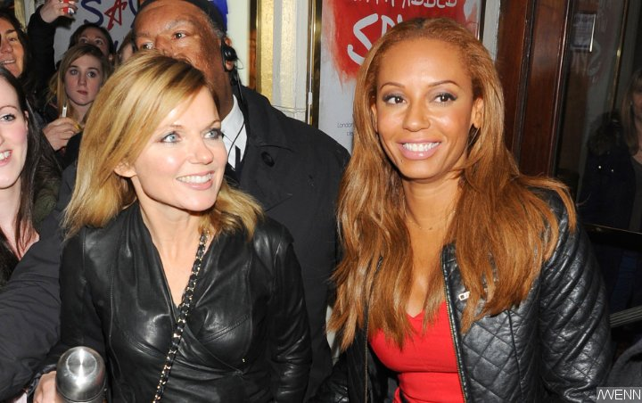Mel B on One-Time Sex With Geri Halliwell: It Just Happened