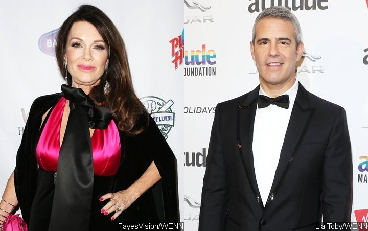 Lisa Vanderpump Defends Andy Cohen After He's Attacked for Skipping Her Restaurant Event