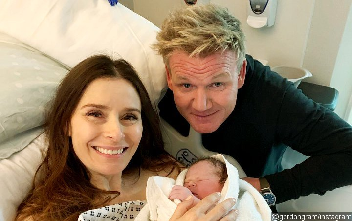 Gordon Ramsay Welcomes Fifth Child Three Years After Wife Suffered Miscarriage