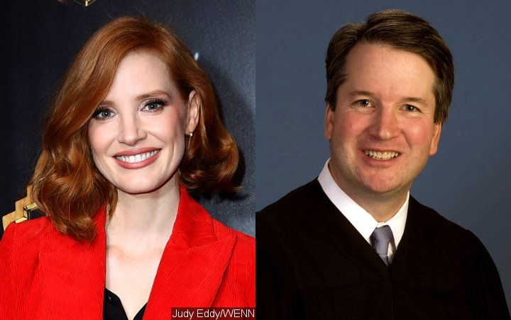 Jessica Chastain Openly Complains About Brett Kavanaugh Inclusion in TIME 100