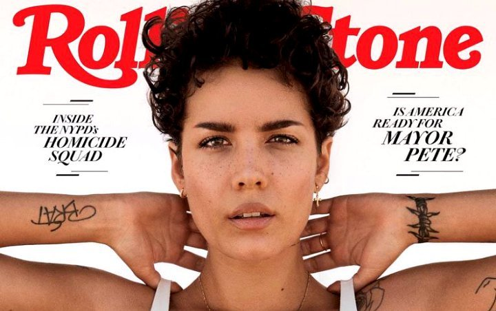 Halsey's Rolling Stone Cover Showing Her Hairy Armpits Gets Mixed Responses