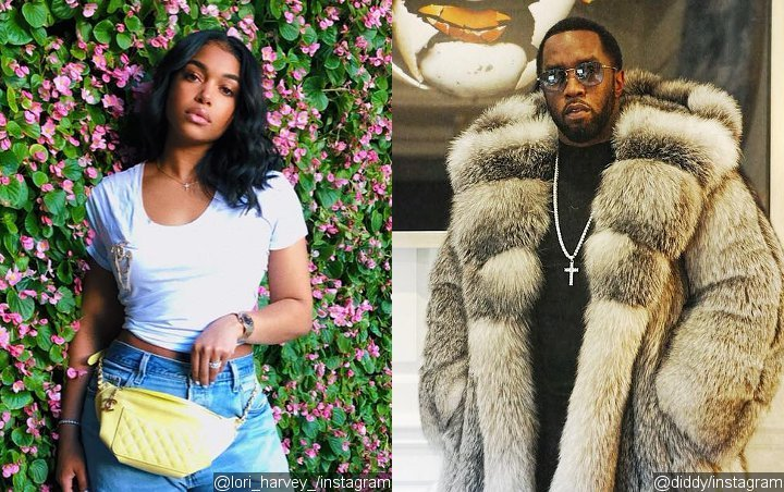 This Is Lori Harvey's Response to P. Diddy Engagement Rumors