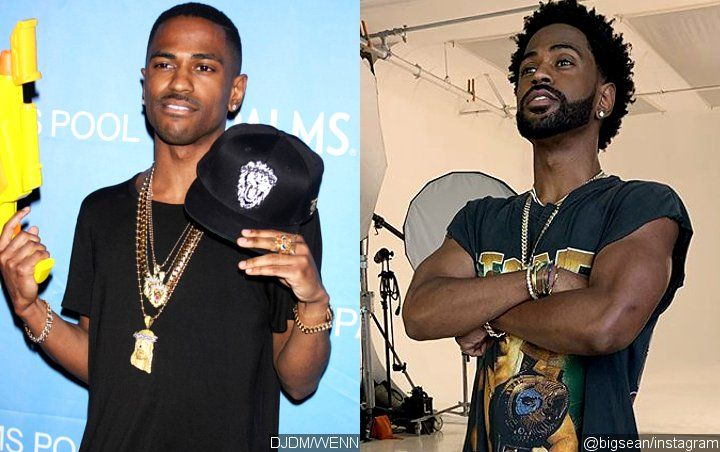 Big Sean Accused of Pumping Steroids to Build Muscles